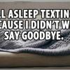 Cheats good night texts
