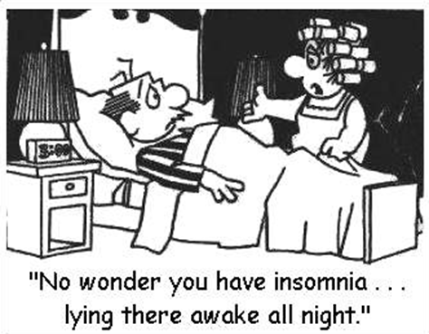 Night terrors cartoon